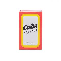 Сода харчова,  500г