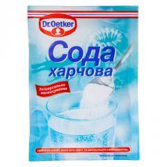 Сода Dr.Oetker пищевая,  50г