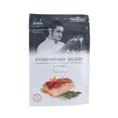 Приправа Кулинарный шедевр к рыбе Delicadeza,