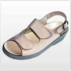 Orthopedic MONACO footwear