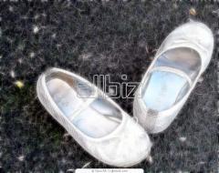 Обувь детская домашняя