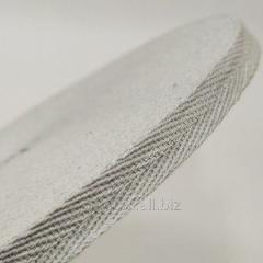Светло-серая киперная лента 1 см (киперная тесьма 10мм) (6-БК-030)
