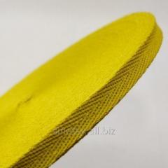 Гочичнаая киперная лента 1 см (киперная тесьма 10мм) (6-БК-032)