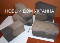 Foamglass of the small sizes 250*120*65 (88,103)