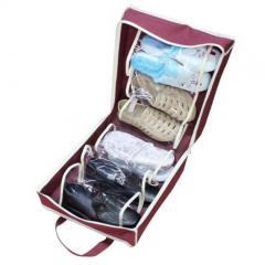 Органайзер для обуви сумка для хранения обуви на 6