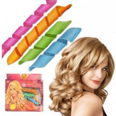 Волшебные бигуди для завивки волос Magic Leverage