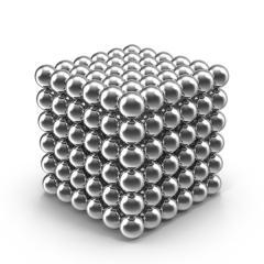 Конструктор головоломка неокуб 216 шариков в...