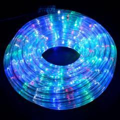 Светодиодная LED новогодняя гирлянда прозрачный