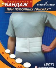 Bandage at umbilical hernia of BEH-3P. From Kiev