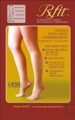 Panty hoses compression strong compression of
