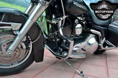 Accessories for motorcycles