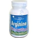 Аргинин - натуральная аминокислота. 90 капсул.