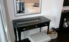 Dressing tables under the order
