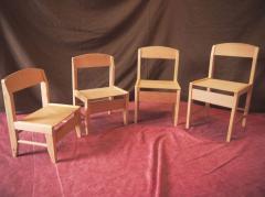 Товары для детских дошкольных учреждений, стульчик