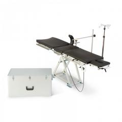 Операционный стол для работы в полевых условиях
