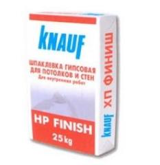 Шпаклівка Knauf HP Finish
