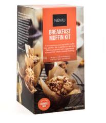 Nomu,  Breakfast Muffin Kit,  540 г,  Смесь...