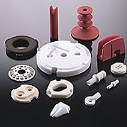 Ceramics high density technical on the basis of