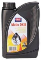 Жидкость для автоматических трансмиссий MATIC DX