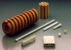 Insulators ceramic various types and appointments