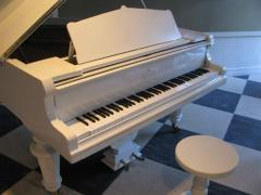 Grand pianos also quality garantovano is cheap!