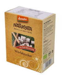 Naturata, 500 г, Сахар-рафинад тростниковый,