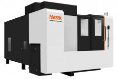 The vertical processing Mazak centers (Japan)
