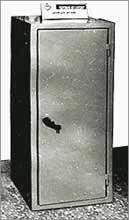 Сейф для хранения оружия и боеприпасов, модель