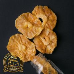 Ананас кольцо натуральный цукаты 10 кг