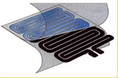 Foil heaters