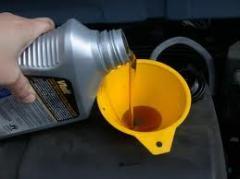 Масла моторные для бензиновых двигателей
