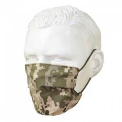 PROTECTIVE CAMOUFLAGE MASK MM-14