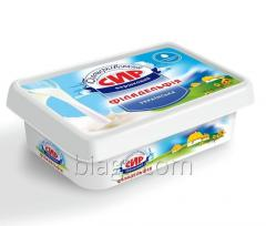 Cream cheese Filadelfiia Ukrainska (Ukrainian Philadelphia), 60% fat in dry matter, 180 g, container