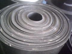 Мембранная резина для предохранительного клапана