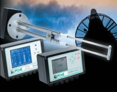 Analyzer of control of emissions of CHPP PCME,