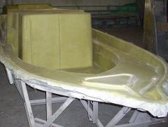 Two-component epoxy glue, epoxy