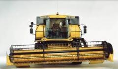 Изготовление запчастей к импортным зерноуборочным