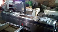 Упаковочная линия ULMA Supra