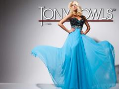 Выпускное платье Tony Bowls 2013, купить платье на