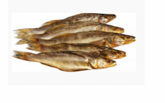 Pike perch dried