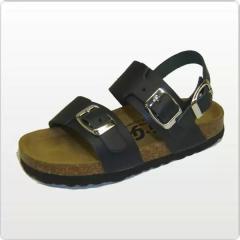 Orthopedic footwear for boys of DENNIS
