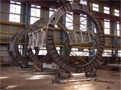 Ротор вагоноопрокидывателя