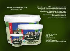 Paints water and dispersive front S-24