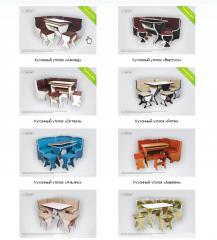 Wholesale furniture Sets for kitchen angular sof