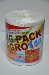 Шпагат для прессования сена и соломы НОВИНКА 2012 BIG PACK AGRO