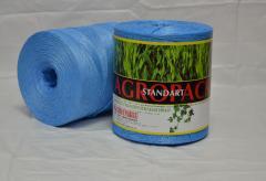 Шпагат для прессования сена и соломы AGRO PACK STANDART