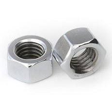 Nut six-sided galvanized M20