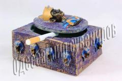 Пепельница сувенирная (Египет). Пепельницы