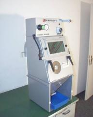 Hand-operated sanding equipment of firm Bremor N 1
