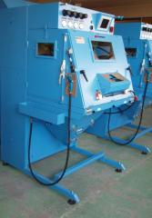 Sanding devices automatic control of Bremor Ub